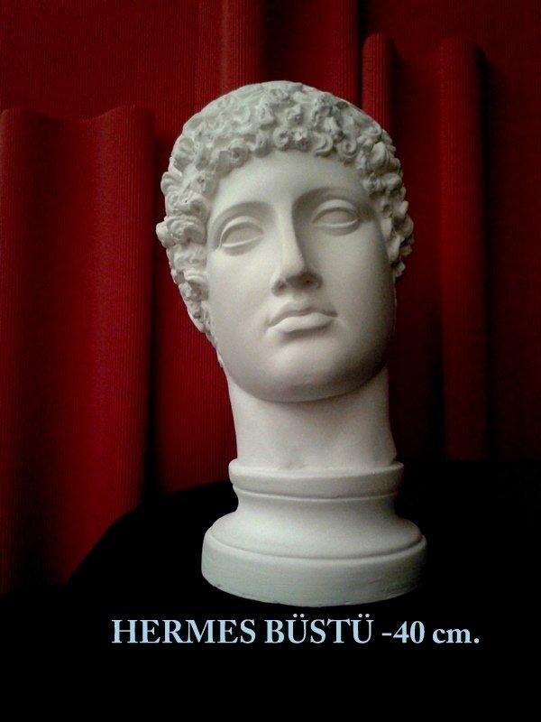 HERMES  BÜSTÜ - BUST OF HERMES