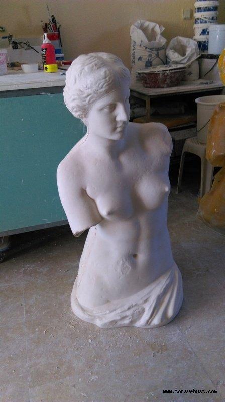 MİLO VENÜS'Ü (Loure Müzesinden orjinal kopya)