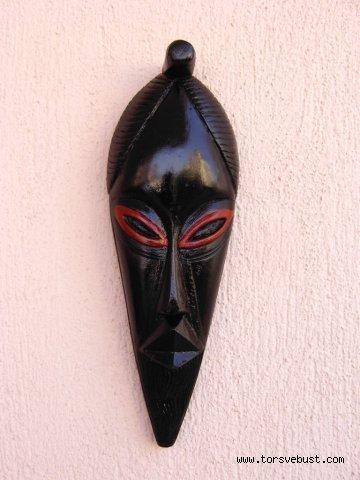 AFRİKA MASKLARI - 5