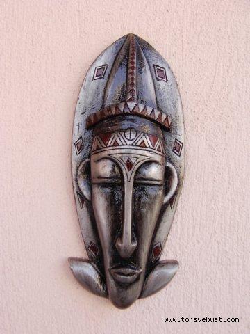 AFRİKA MASKLARI - 7
