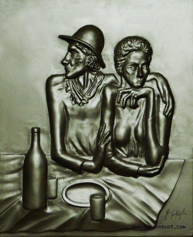 KISITLI ÖĞÜN (Picasso)