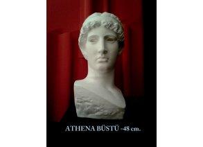 ATHENA BÜSTÜ - BUST OF ATHENA