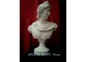 APOLLO  BÜSTÜ -BUST OF APOLLO