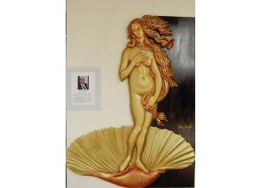 VENÜS'ÜN DOĞUŞU - Botticelli